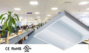 36W 40W Ce RoHS UL Down Troffer Panel LED Grille Lamp pictures & photos