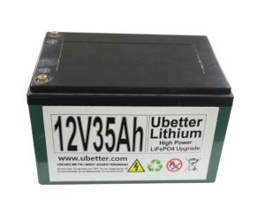 LiFePO4 Battery Pack for Motorcycle 12V35ah OEM&ODM pictures & photos