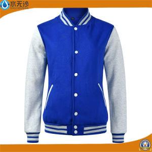 OEM Men Fashion Baseball Sweatshirt Cotton Fleece Hoodies