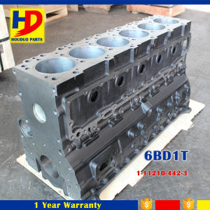Excavator Engine Part 6bd1t (1-11210-442-3) Diesel Engine Cylinder Block pictures & photos