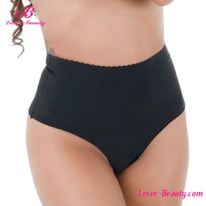 Seamless High Waisted Black Underwear Shapewear pictures & photos