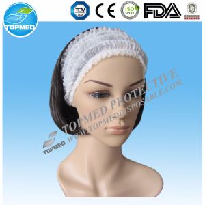 Disposable SPA Beauty Salon Cap Head Hairband pictures & photos