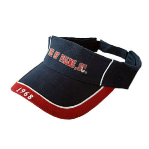 Fashion Visor Cap with Strip (JRV047) pictures & photos