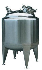Liquid Blending Tank with 304 Stainless Steel pictures & photos