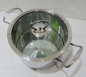 Stainless Steel Cookware Pot pictures & photos