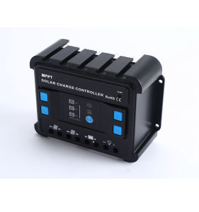 2016 New MPPT 12/24V Auto Recognition 10A Solar Charge Controller pictures & photos