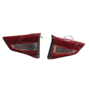 Red LED Rear Bumper Light for Hyundai Accent 2012/Verna Auto Brake Reflector Lamp pictures & photos