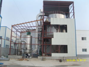 LPG Centrifgual Spray Drying Machine for Egg Powder pictures & photos