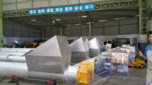 Diameter 407mm Asphalt Screw Conveyor pictures & photos