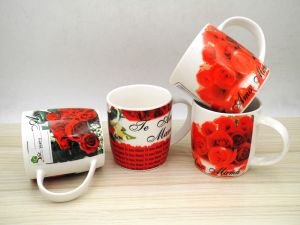 12 Oz Colorful Ceramic Milk&Coffee Mug pictures & photos
