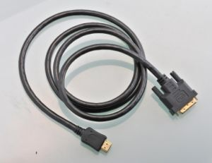 HDMI to VGA Data Cable pictures & photos