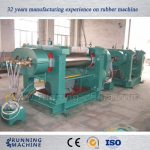 Double Rollers Mill for Rubber Material pictures & photos