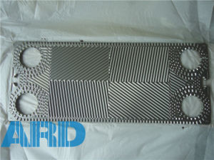 Tranter Plate Heat Exchanger Plate Gx18 Gx26 Titanium C2000 AISI304 AISI316 pictures & photos