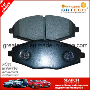 S11-3501080 Auto Parts Front Brake Pad for Chery Mvm 110 pictures & photos