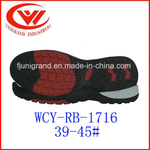 2017 New Style Outsole Fashion Sole for Making Soccer Shoes pictures & photos