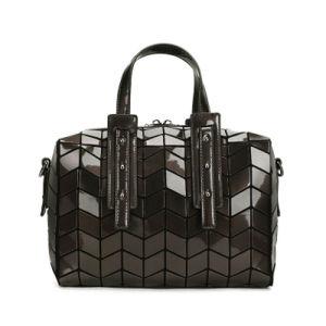 Gun Color PU Fashion Designer Handbag (A0118-2) pictures & photos