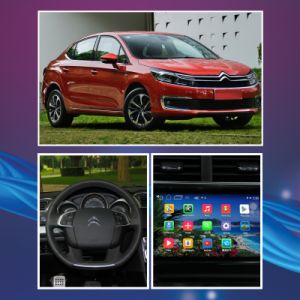 Car Android GPS Navigation Box for Citroen-Peugeot-Ds 2017 3008/408/308/C6/C4 pictures & photos