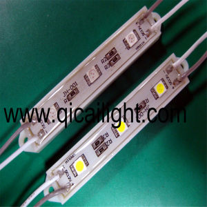 5050 Waterproof LED Module 3LED/PCS pictures & photos