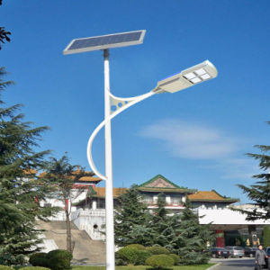 High Lumen 48W LED Solar Street Light Outdoor Highway Lighting for Sale pictures & photos