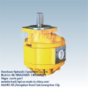 Hydraulic Spline Gear Pump for Sany/Komatsu/Hyundai (CBGJ2100) pictures & photos