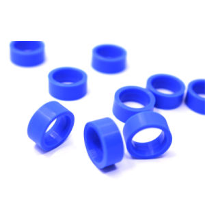 Round Flat Silicone Rubber Gasket pictures & photos