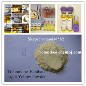 High Purity Steroid Powder Trenbolone Enanthate (Parabola) for Musle Building pictures & photos