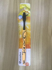 Adult Toothbrush with Bamboo Charcoal Bristle pictures & photos