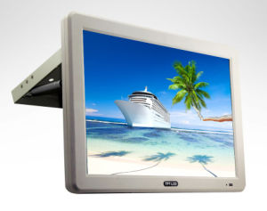19inch Roof Mount Flip Bus Coach LCD Monitor pictures & photos