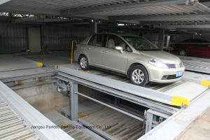 Lift-Sliding Mechanical Parking System with Pit pictures & photos