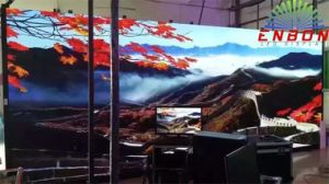 P2.5mm Indoor HD LED Display with Mbi5153 IC for Conference pictures & photos