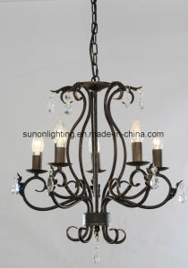 UL Approval Plain Small Orb Chandelier pictures & photos