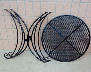 Outdoor Garden Furniture Iron Table and Chair Set pictures & photos