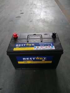 12V 80ah Maintenance Free Car Battery 95D31L pictures & photos