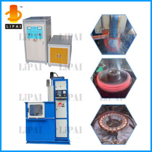 Supersonic Frequency Spline Shaft Hardening Induction Heating Machine pictures & photos