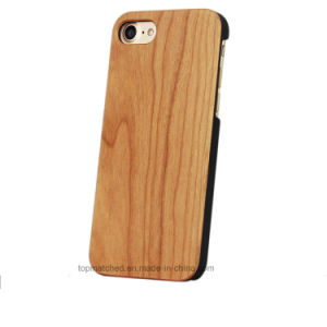 Real Cherry Wood Phone Case for iPhone 7 pictures & photos