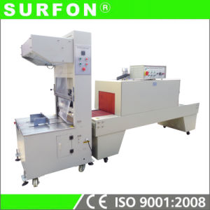 Semi Automatica Sleeve Shrink Wrapping Machine pictures & photos