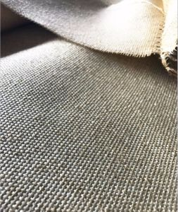 Vermiculite Coated C-Glass Fiberglass Fabric pictures & photos