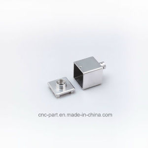 Low Volume Manufacturing Custom Precision CNC Machining pictures & photos