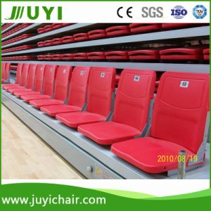 Jy-769 Disassembling Grandstand Audience Bleachers Retractable Gym Permanent pictures & photos
