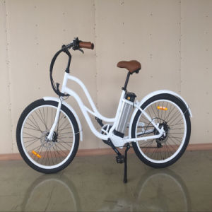 26inch Beach Electric Bike for Women pictures & photos