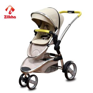 Baby Stroller with Frame and Hot Pressing Seat pictures & photos