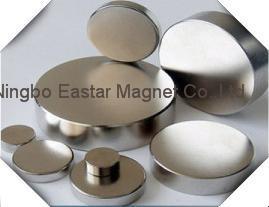 Big Size Permanent Neodymium Disc Magnet pictures & photos