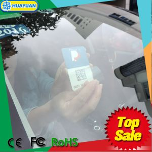Auto fare collection Vehicle tracking RFID windshield parking card pictures & photos