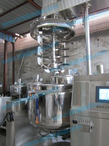 Vacuum Homogenizer for Cosmetic Products (HR-100A) pictures & photos