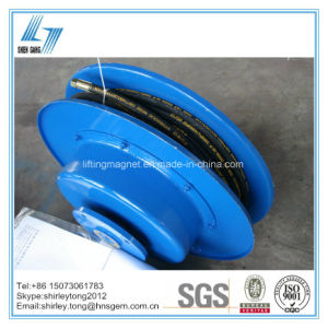 Spring Type Hose Reel Drum for Hydraulic Oil pictures & photos