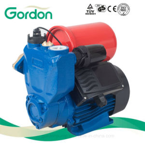 Electric Copper Wire Self-Priming Auto Pressure Pump with Control Valve pictures & photos