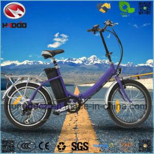 En15194 250W Cheap Electric Foldable Bike for Sale pictures & photos