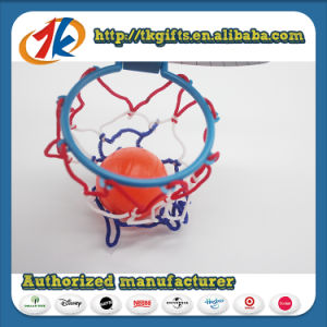 Plastic Kid Sport Toy Mini Basketball Set Toy pictures & photos