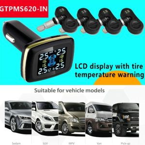 Internal Sensor TPMS for Car Testing Tire Pressure pictures & photos