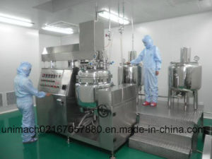 Vacuum Emulsifier Mixer Machine (ZJR) pictures & photos